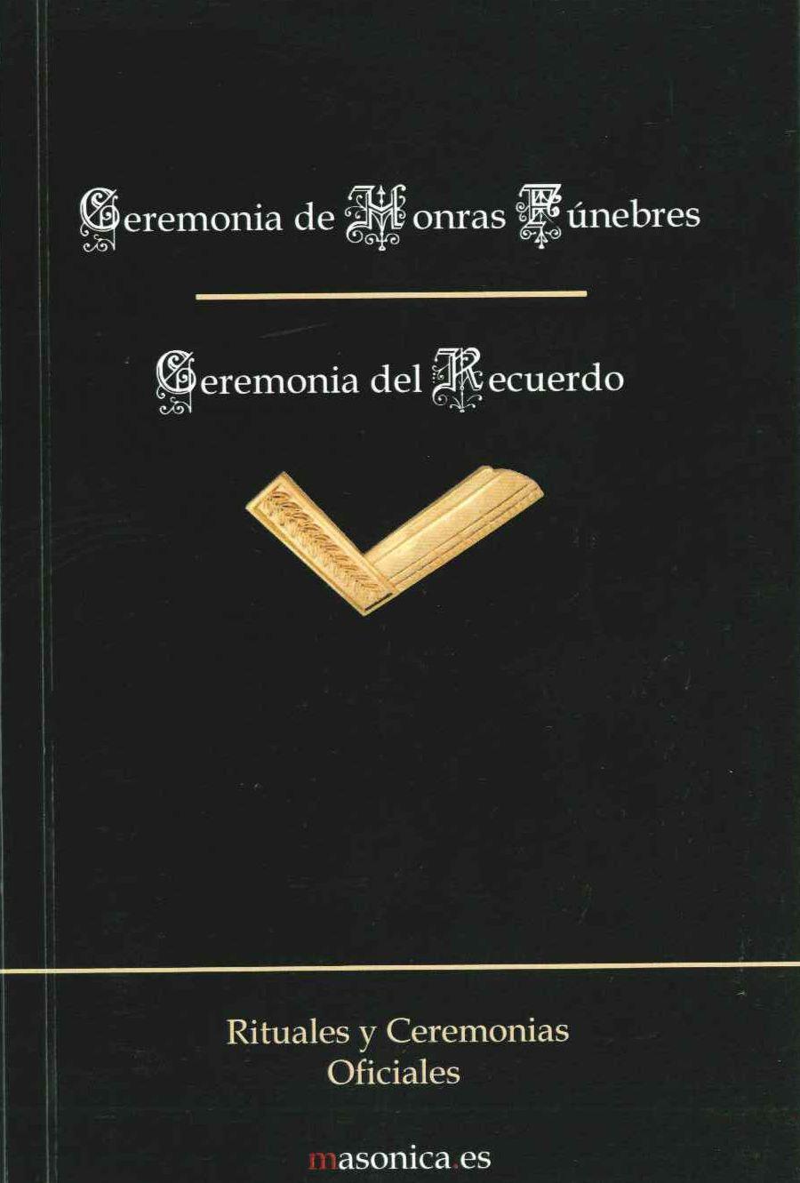 CEREMONIA HONRAS Y DEL RECUERDO